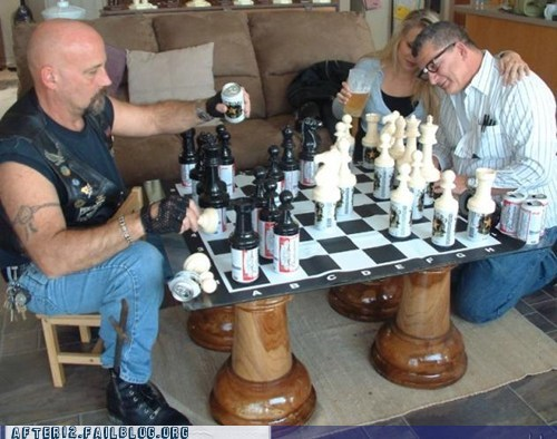 biker chess chessboard playing chess rook - 6372059648