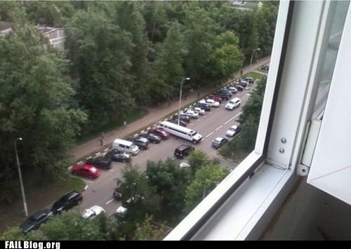 limo parking traffic - 6372208896