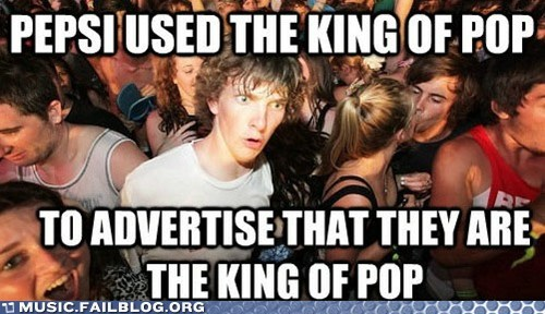 king of pop,meme,michael jackson,sudden clarity clarence