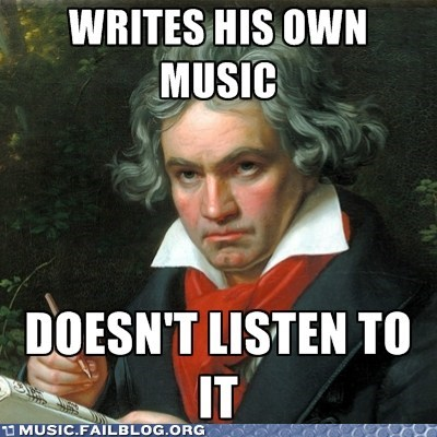 Beethoven,deaf