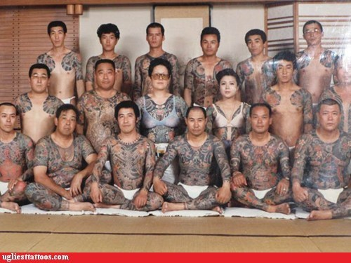body tattoos,full coverage tattoos,group photo