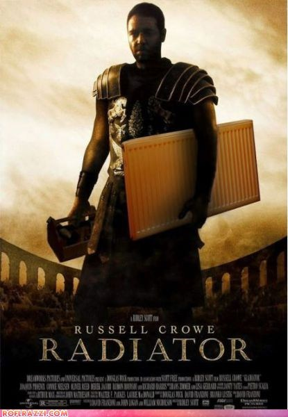 actor,celeb,funny,Gladiator,Movie,poster,Russell Crowe