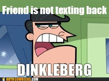 dinkleberg Fairly Oddparents friend not texting back - 6372533504