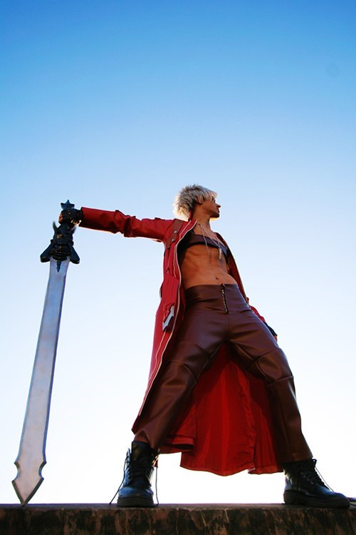 cosplay,devil may cry,video games