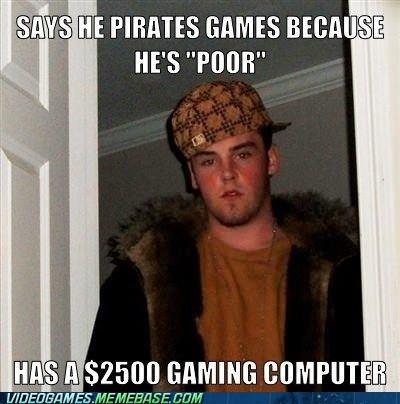 meme Pirate scumbag scumbag gamer - 6372572416