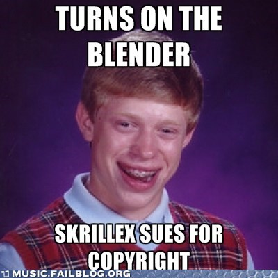 blender dubstep oh look you guys another oh look you guys another skrillex joke skrillex - 6372573184