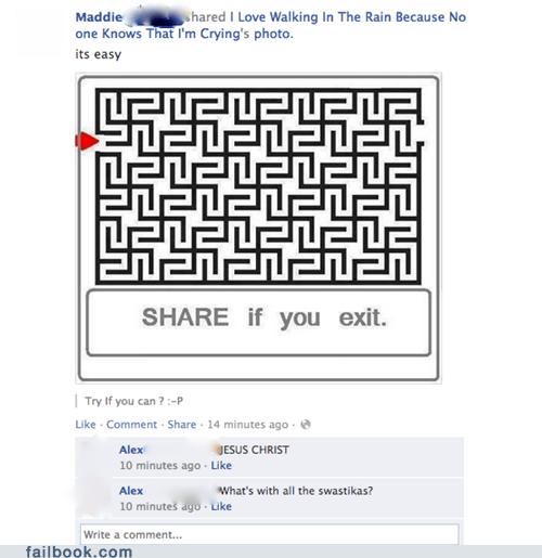 labyrinth maze nazi nazis - 6372577792