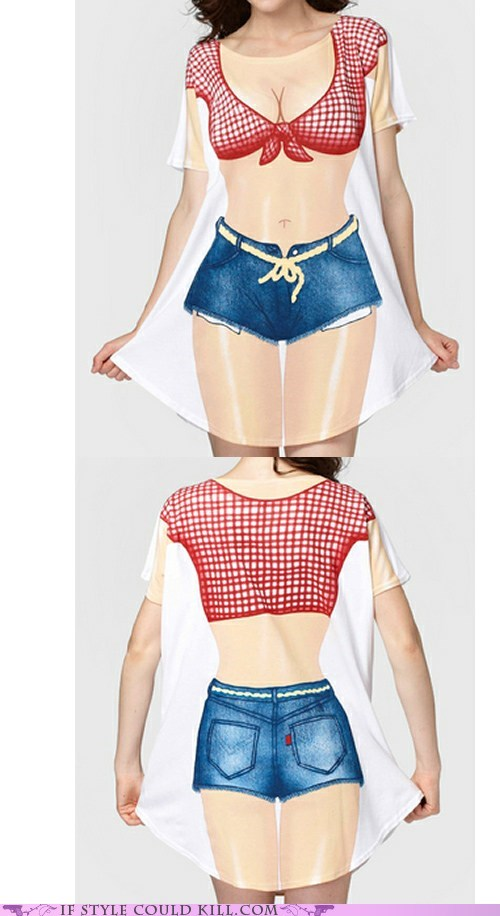 cool accessories cover up daisy dukes sexy - 6372600576