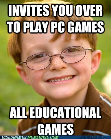 disappointing childhood f,disappointing childhood friend,educational games,meme,pc games