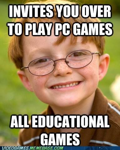 disappointing childhood f disappointing childhood friend educational games meme pc games - 6372619776