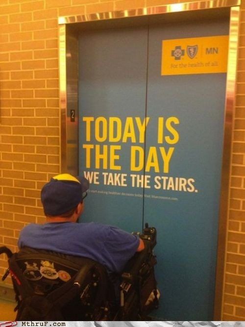 accessible disabled stairs wheelchair