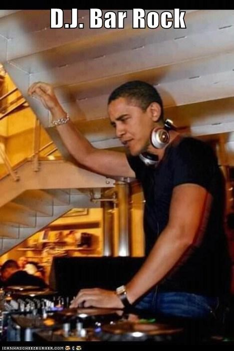 barack obama,democrats,dj,political pictures