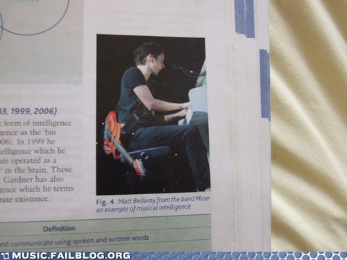 matt bellamy,muse,school,textbook