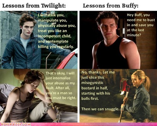 Buffy,funny,Movie,TV,twilight