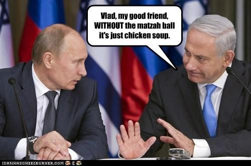 benjamin netanyahu Hall of Fame political pictures Vladimir Putin - 6373152512