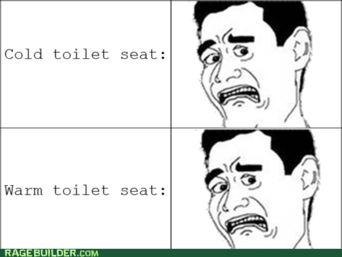 gross,pooptimes,Rage Comics,toilet seat