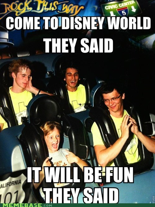 disney,fun,roller coaster,They Said