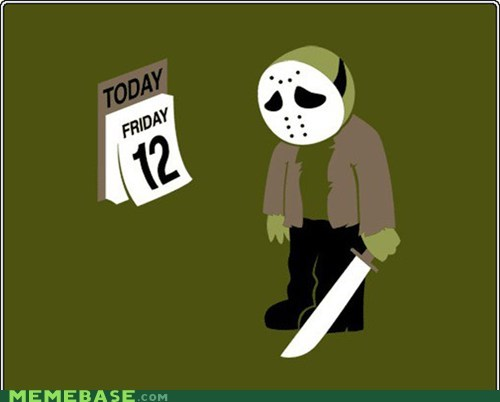 close,friday the 13th,horror,killer,wtf