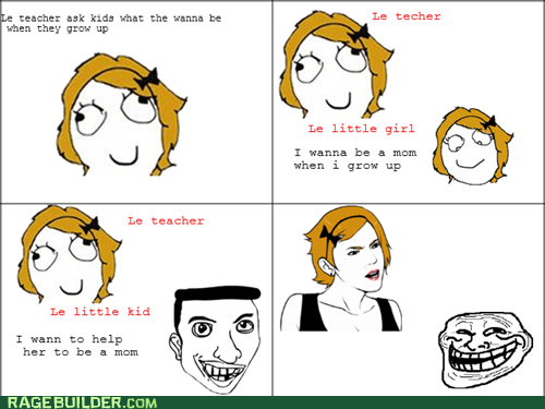 parenting,Rage Comics,sexytimes,truancy story