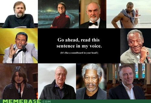characters,Memes,mitch hedberg,Morgan Freeman,voice