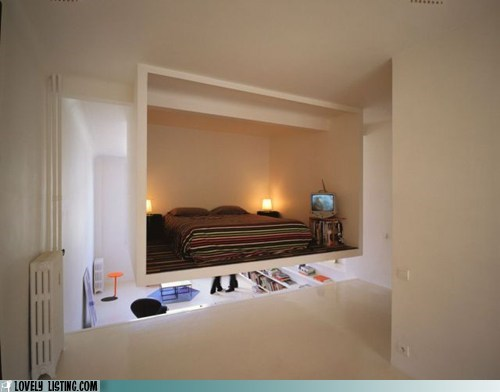 bedroom floating loft scary - 6375228416