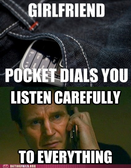 eavesdropping,liam neeson,overhearing,pocket dialed,taken