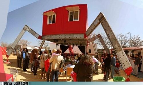 house legs spider stilts - 6375271936