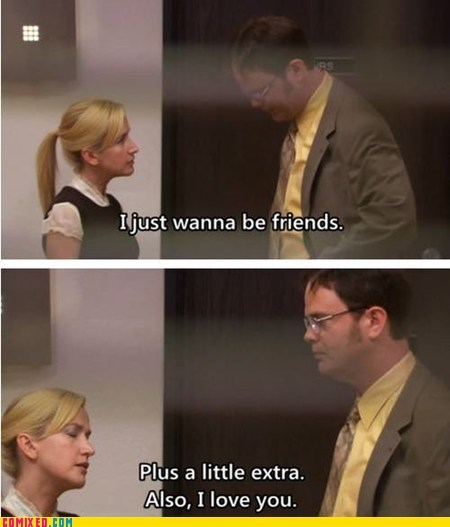 friends love relationships the office TV - 6375297024