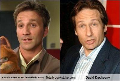 actor breckin meyer celeb David Duchovny funny TLL - 6375598848