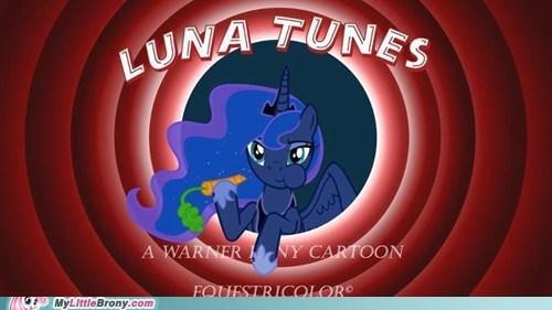 cartoons crossover looney tunes luna luna tunes season 3 - 6375716864