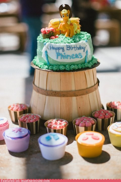 best of the week birthday cake epicute mlpfim my little pony - 6375797248