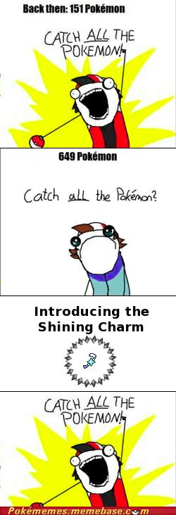 Catch a Shiny of Every One