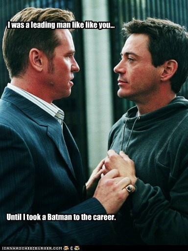 actor,celeb,funny,robert downey jr,val kilmer