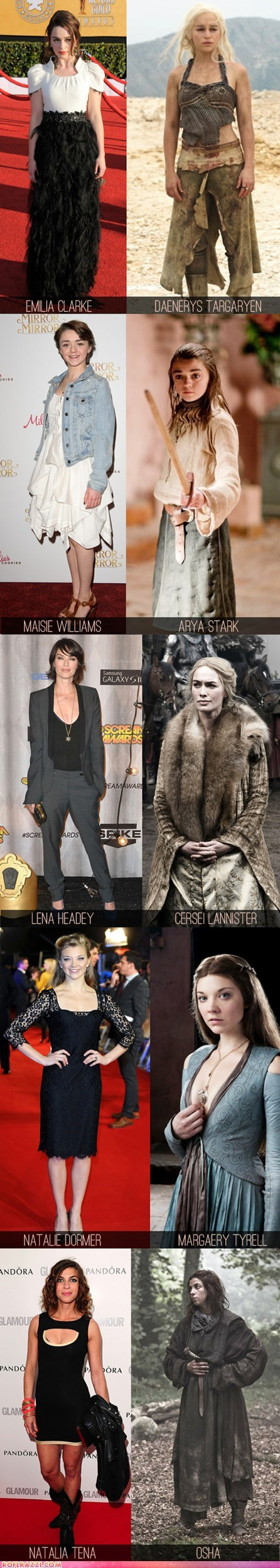fashion funny celebrity pictures Game of Thrones if style could kill style - 6376272896