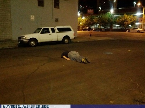 blackout,passed out,speed bump