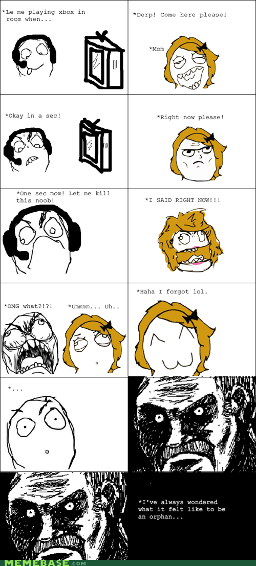 all that racket,parenting,Rage Comics,video games