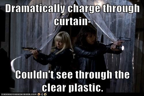 amanda tapping charging couldnt-see guns helen magnus plastic - 6376857344