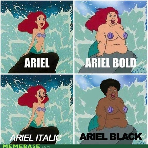 ariel font little mermaid part of your world - 6377337600