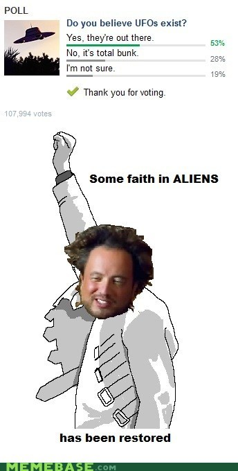 america ancient aliens faith in humanity Rage Comics UFOs - 6377717248