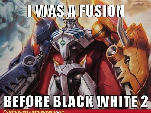black and white 2 digifriday digimon fusion Memes omnimon - 6377834240