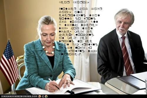 code Finland Hillary Clinton political pictures
