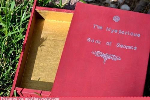 book box hide secrets