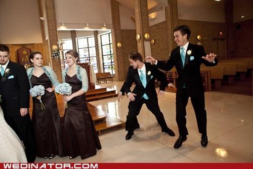 Groomsmen jump literal photographer - 6378413056
