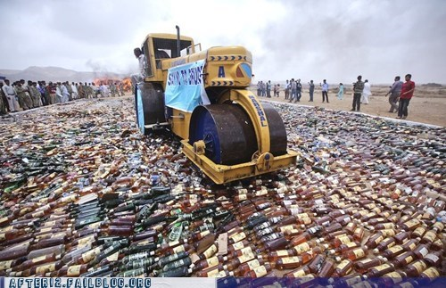 alcohol abuse,beer bottles,bottle,bottles,destroying alcohol