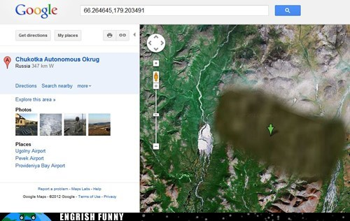 censored chukotka google maps Hall of Fame russia - 6378883584