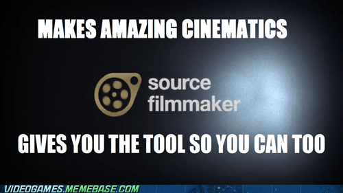 amazing,cinematics,source filmmaker,the internets,tools,valve