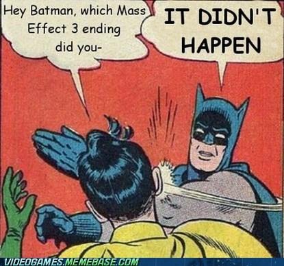 batman ending mass effect mass effect 3 meme - 6379027712