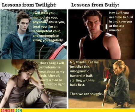 best of week,Buffy the Vampire Slayer,edward cullen,TV,twilight