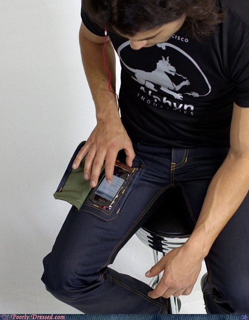 pants phone pocket dial smart phone technology - 6379380480