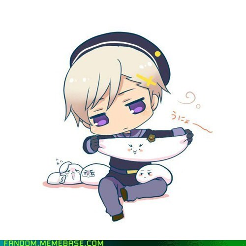anime axis powers hetalia Fan Art manga Norway - 6379452672
